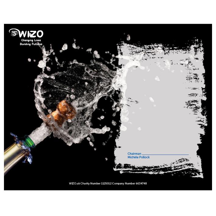 wizo uk wedding anniversary certificate