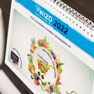 WIZO 2022 Calendar